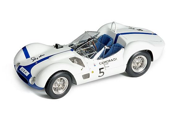 Maserati Birdcage / Tipo 61 1960 sig. Moss lim. Ed. 600