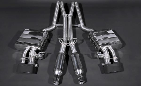 Audi RS4 B7 Abgasanlage Capristo