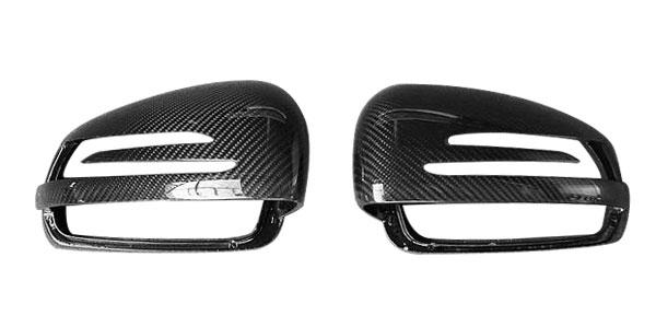 Mercedes AMG SLS Spiegelkappen Carbon Hamann Motorsport