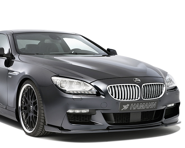 BMW 6 F12 Cabrio, F13 Coupe & F06 Gran Coupe Frontspoiler Hamann Motorsport