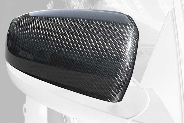 BMW X5 E70 Carbon Spiegelkappen Hamann Motorsport