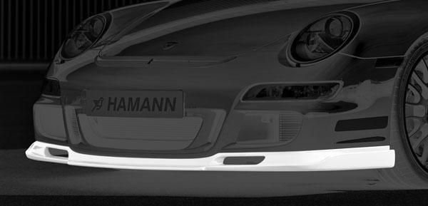 Frontspoiler Porsche 997 GT3 & GT3 RS Hamann Motorsport