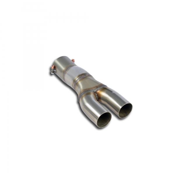 Supersprint Anschlussrohr Y-Pipe 722833