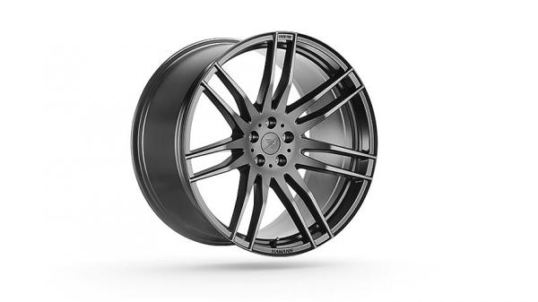 Challenge Graphite Grey 21 Zoll Felgen BMW 5 G30 G31 7 G11 G12 8 G15 M5 F90 Mercedes GLC Hamann Motorsport