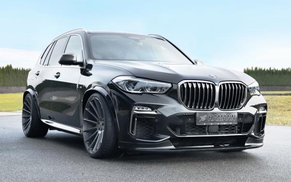 BMW X5 G05 in der Hamann Motorsport Edition