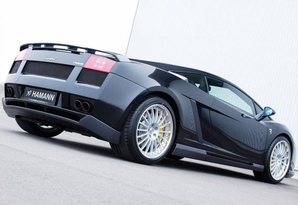 Lamborghini Gallardo Heckspoiler Carbon Hamann Motorsport