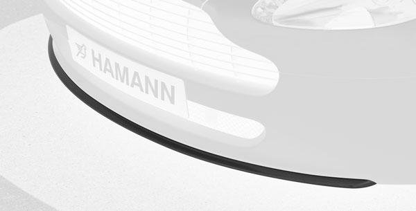 Aston Martin Vantage Frontspoilerlippe Hamann Motorsport