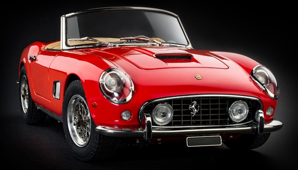 Ferrari 250 California SWB (rot) 1961