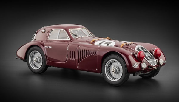 Alfa Romeo 8C 2900B #19 24H Frankreich, 1938