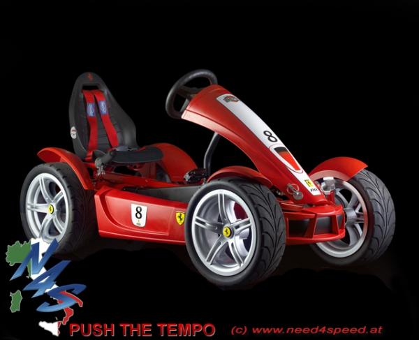 Ferrari FXX Exklusiv GoKart