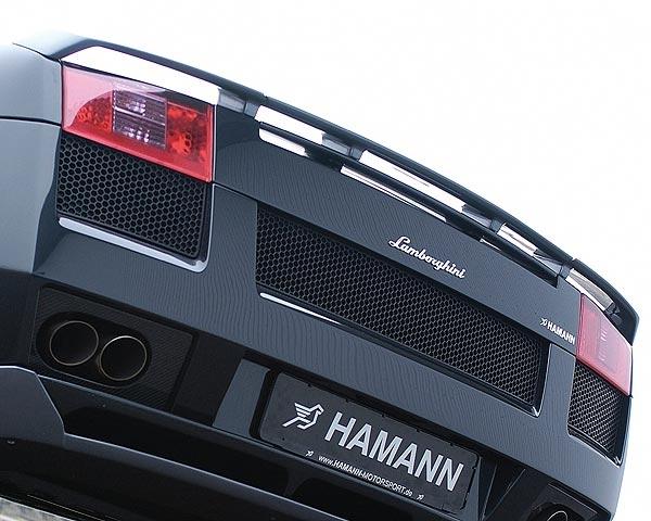 Heckspoiler Lamborghini Gallardo Hamann Motorsport