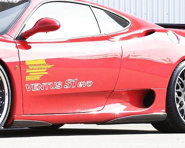 Ferrari 360 Schwellerflügel Carbon Hamann Motorsport