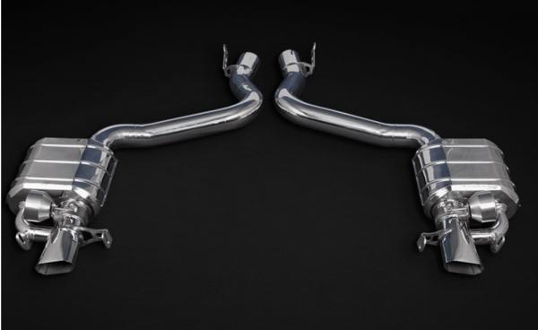 Mercedes AMG GT4 & GTS 4 X290 Capristo