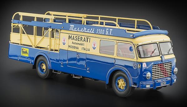 Maserati Renntransporter Typ Fiat 642 RN2 Bartoletti 1957