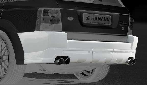 Range Rover Sport Heckabschluss Hamann Motorsport