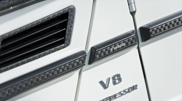 Mercedes AMG G Carbon Set Exterieur Hamann Motorsport