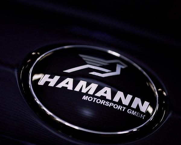 Emblem für BMW Motorhaube