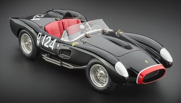 Ferrari 250 Testa Rossa #DM 124 1958 (schwarz)