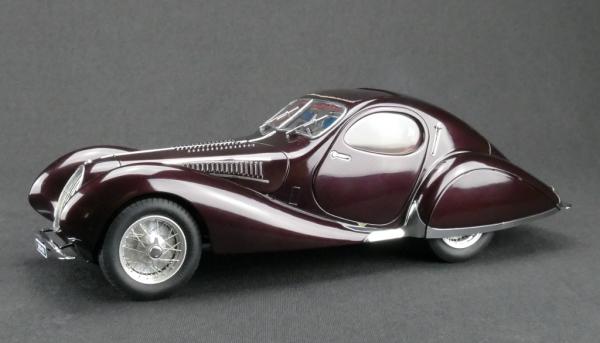"Talbot-Lago Coupé T150 C-SS Figoni & Falaschi ""Teardrop"", 1937-39 ""Memory Edition"" Auberginefarben"