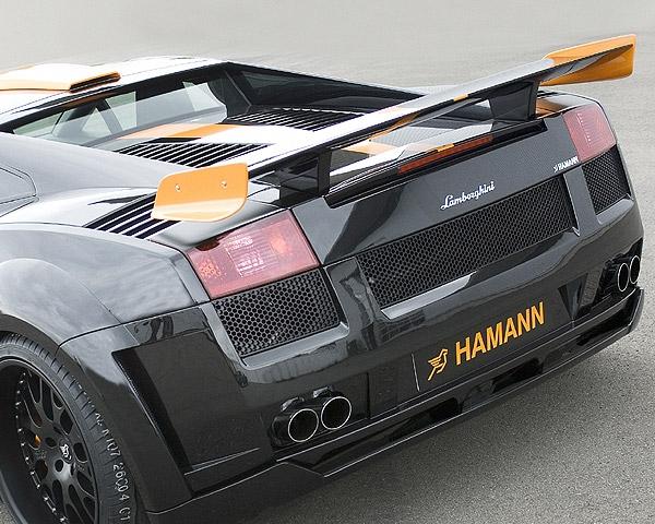 Heckflügel Lamborghini Gallardo Hamann Motorsport Victory