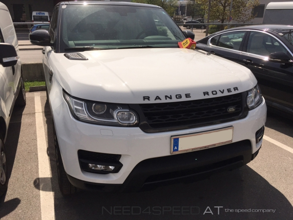 Range Rover Sport Frontgrill (innen) Carbon