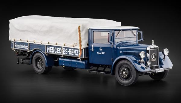 Mercedes-Benz LKW Renntransporter LO 2750 1934-38
